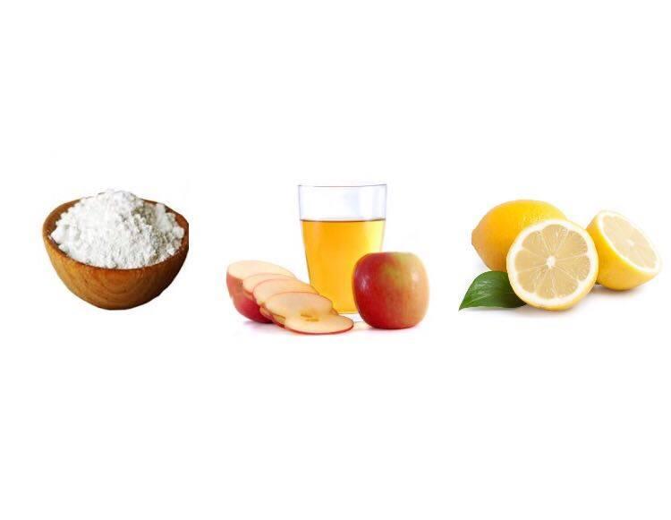 per diluire lacqua con il limone
